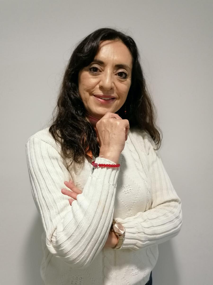 Photo of Aida Suárez
