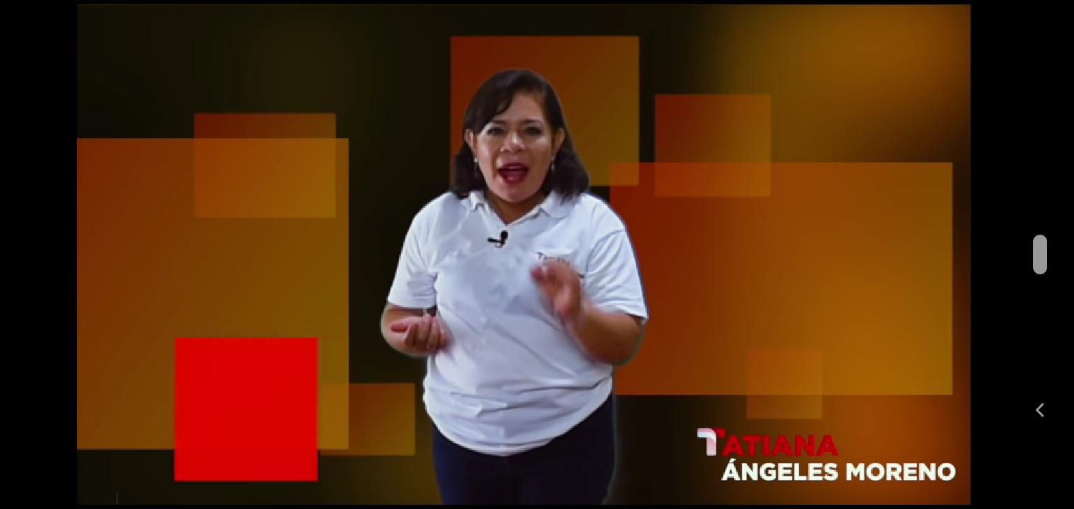 TEEH amonesta a Tatiana Ángeles Moreno