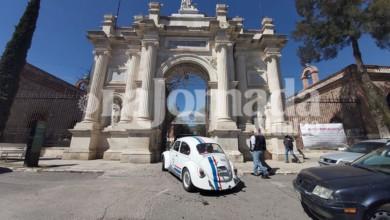 Panteón Municipal de Pachuca cerrado el Día de Muertos