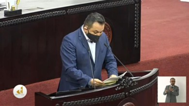 Diputado Víctor Guerrero