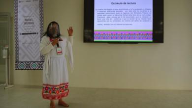 Mujeres indígenas Citnova
