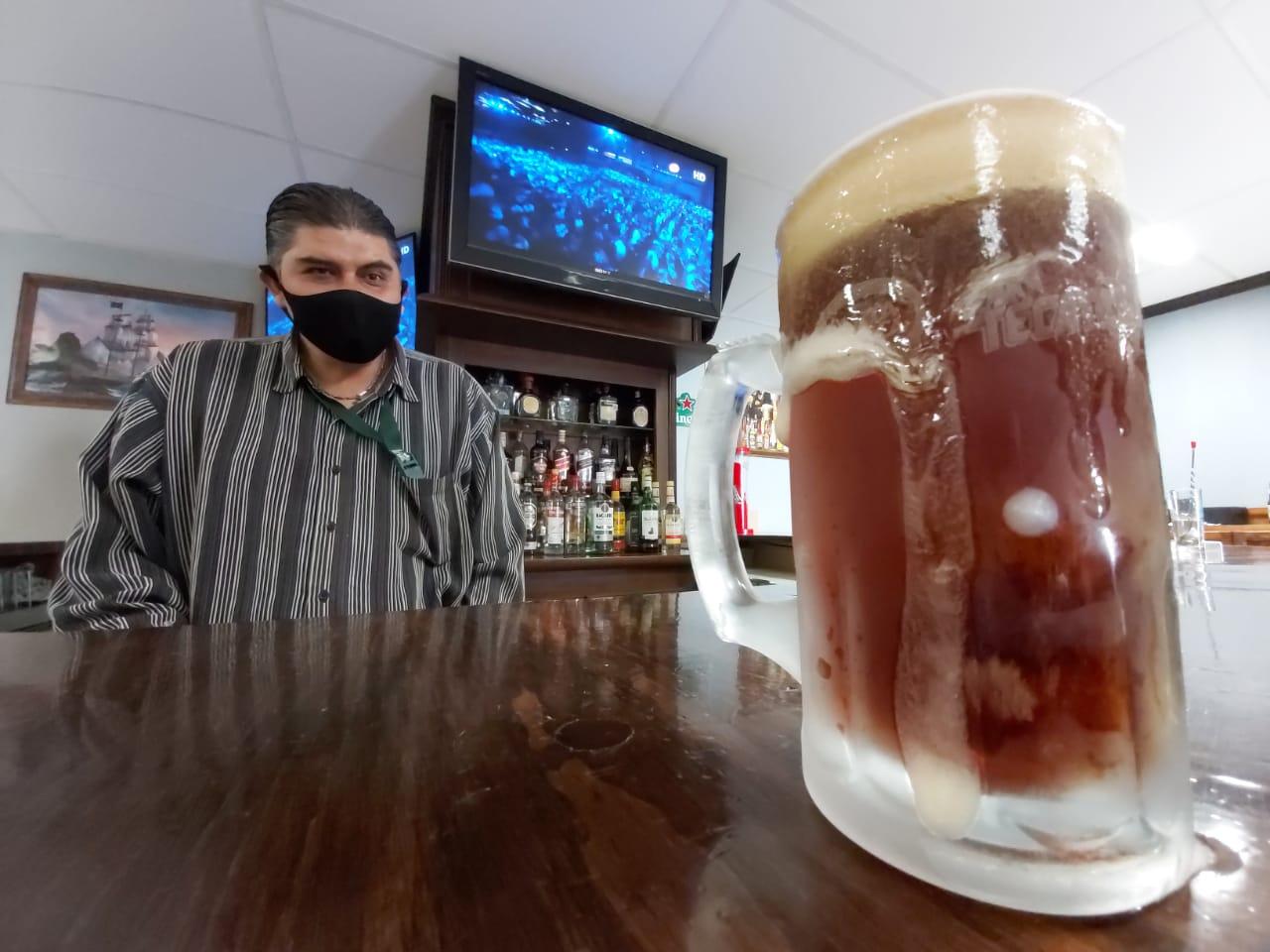 bares y cantinas