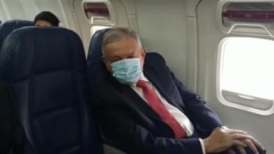 Aíslan a la tripulación de Aeroméxico que viajó con López Obrador