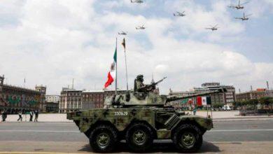 Dónde ver EN VIVO el desfile militar del 16 de septiembre
