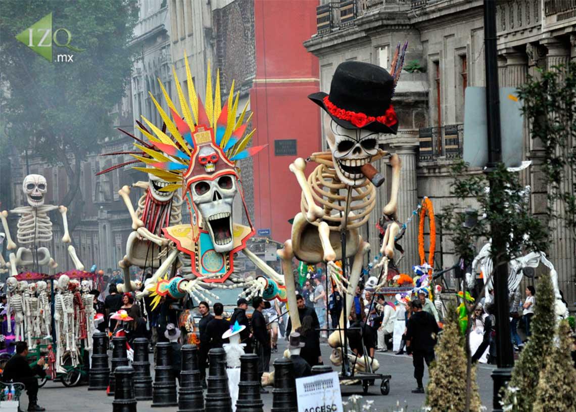 ¿Cuándo es el Desfile de Día de Muertos 2021?